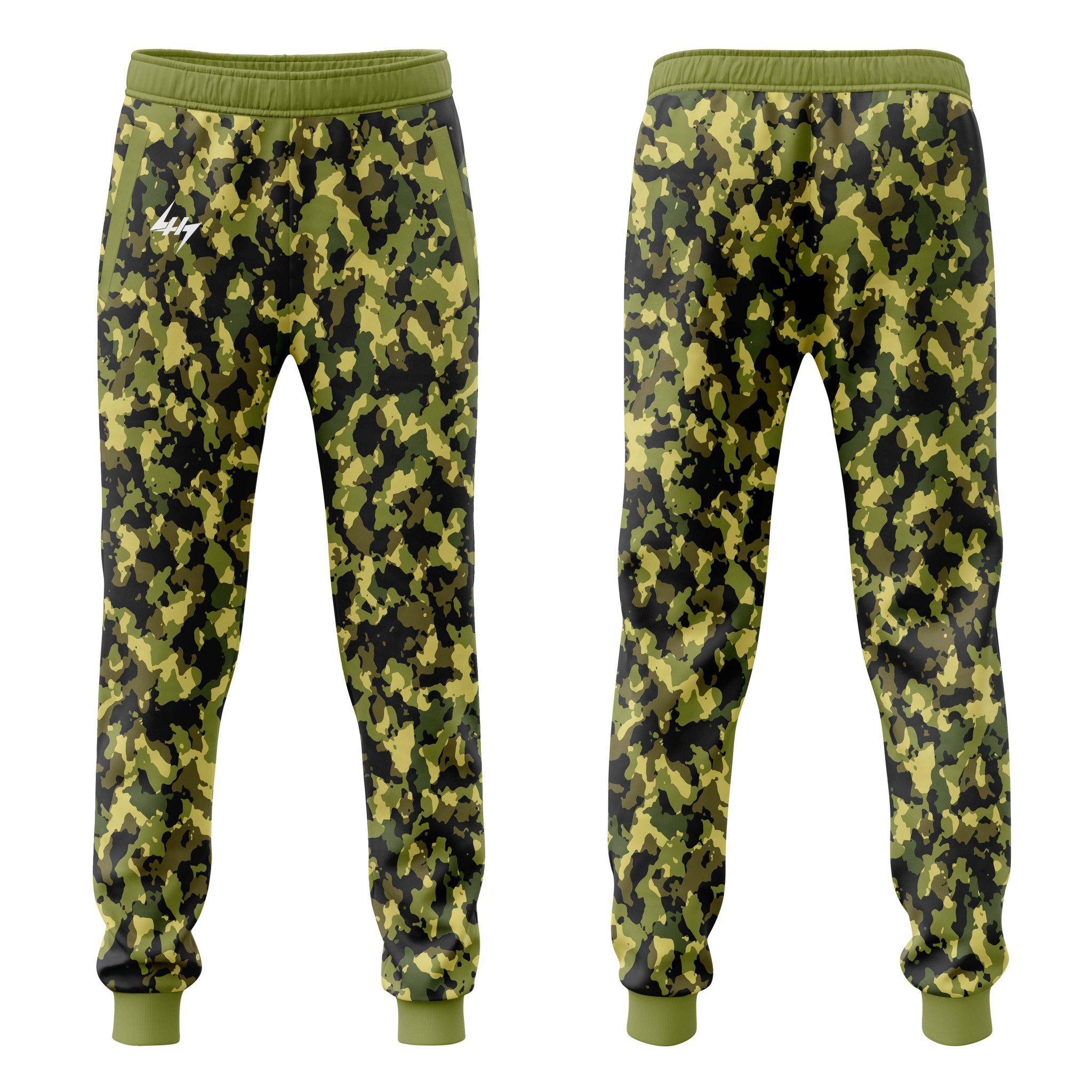 custom sweatpants