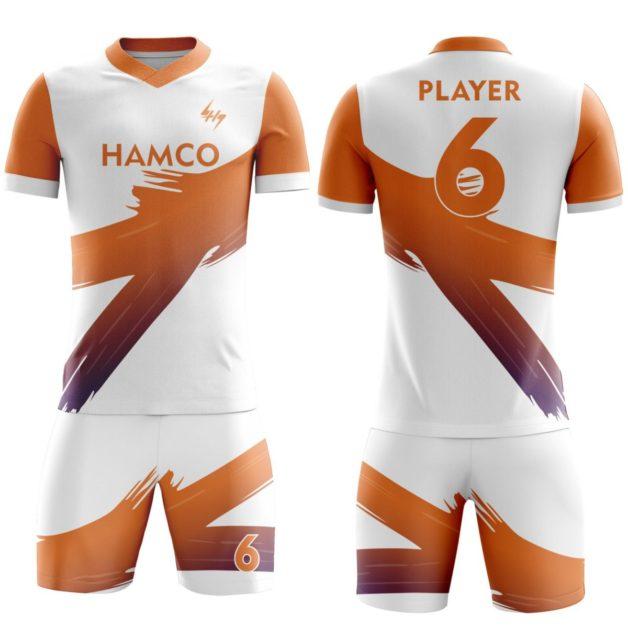 custom soccer uniforms