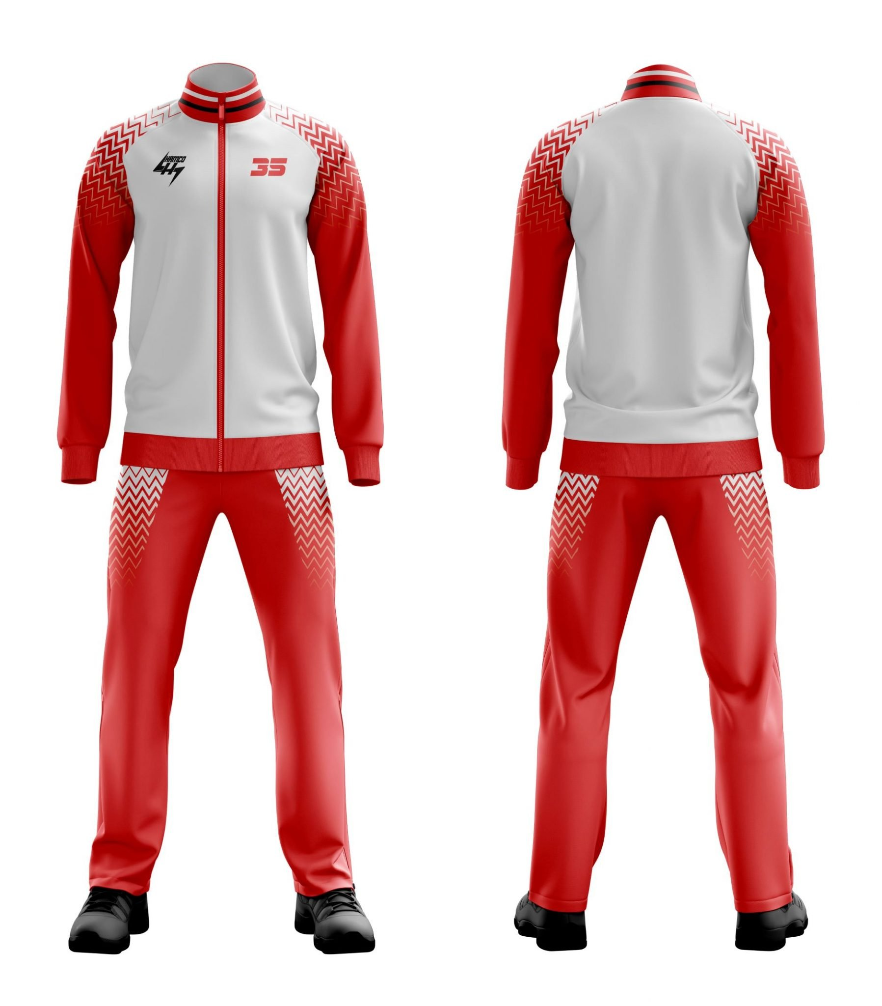 Custom Warm Up Uniform