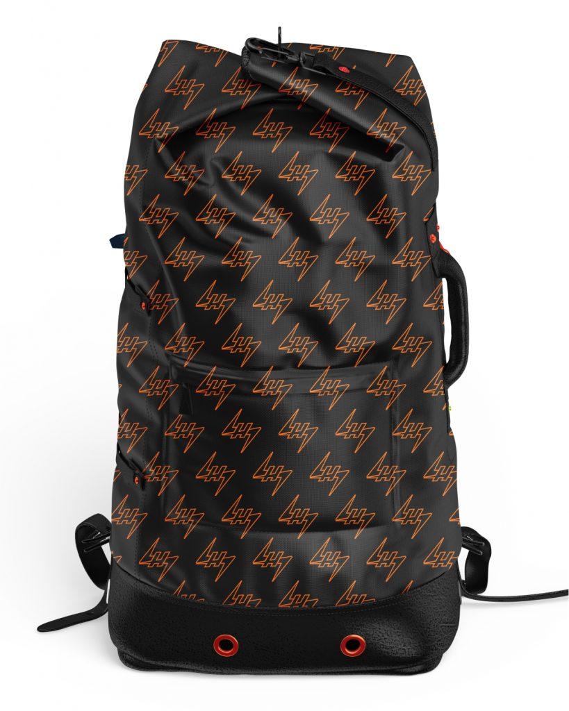 Custom Football Bags