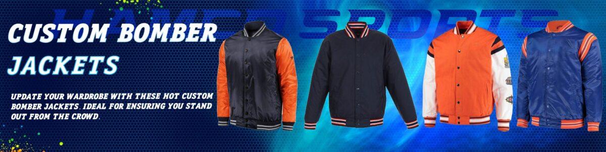 Custom-Bomber-Jackets